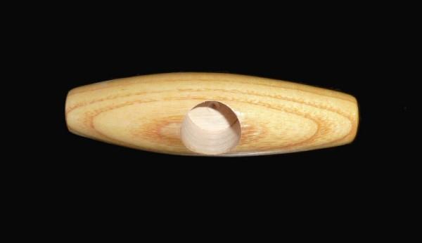 T-Griff konisch aus Holz für Kanupaddel